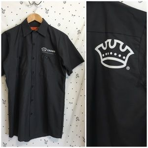 [Grunge] Crown Work Shirt